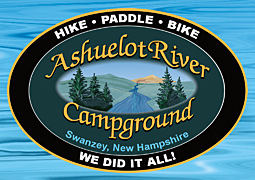 Hike-Paddle-Bike at Ashuelot River Campground